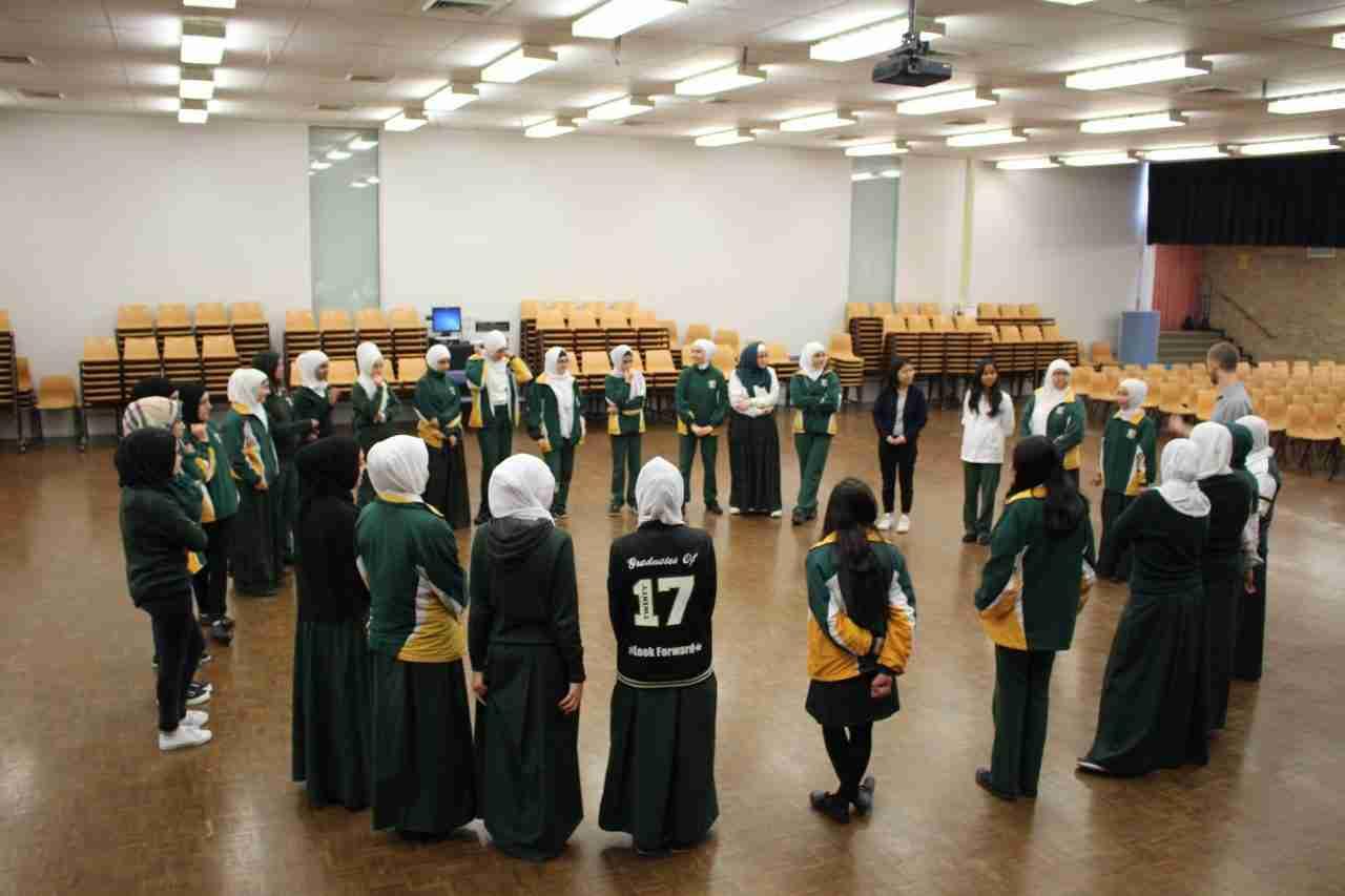 St George Metre Squared. Working with Beverly Hills Girls' High School, Kogarah High School, Kogarah IEC, Woniora Road School, Advance Diversity Services and Al Zahra Muslim Women's Association.