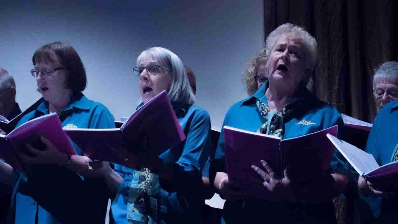 Sing Choir at St George Metre Squared